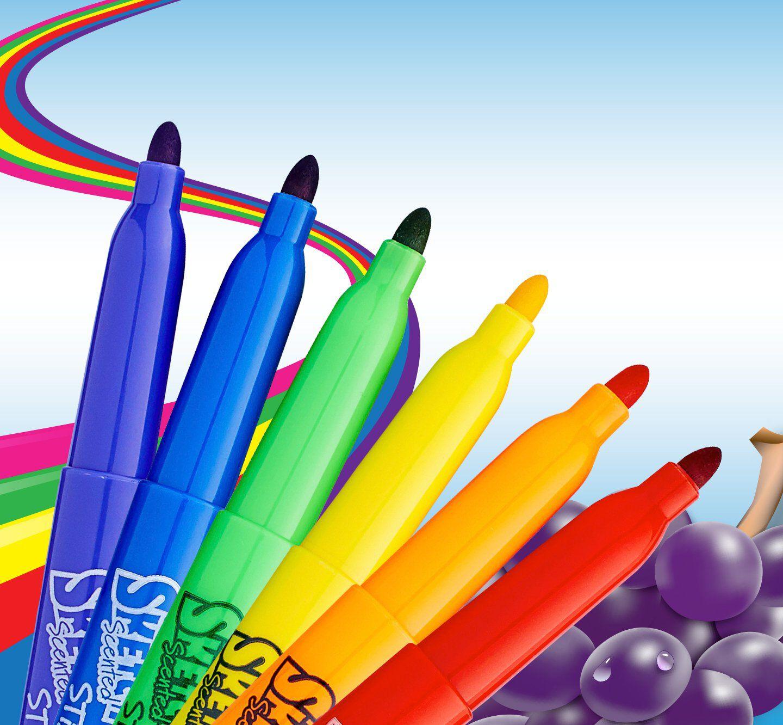 mr sketch markers